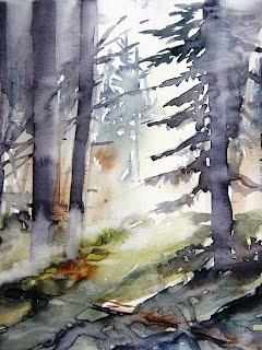Skog och ljus